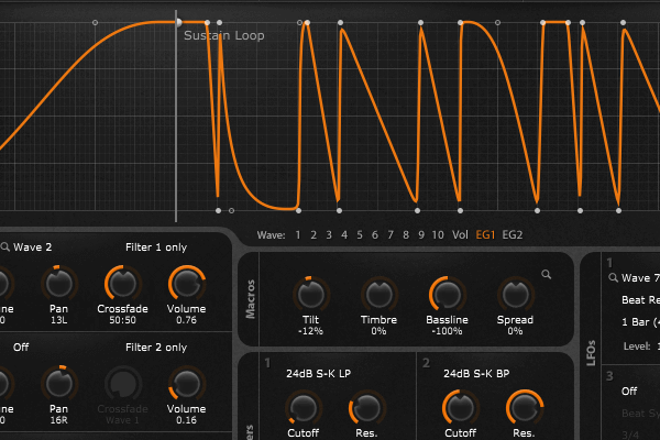 Cableguys | Curve 2 (VST/AU Synth)